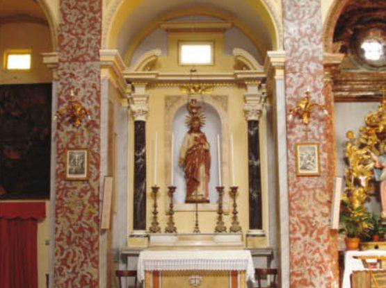Restauro Cappella Interna