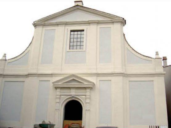 Chiesa dei Cappuccini del 1500