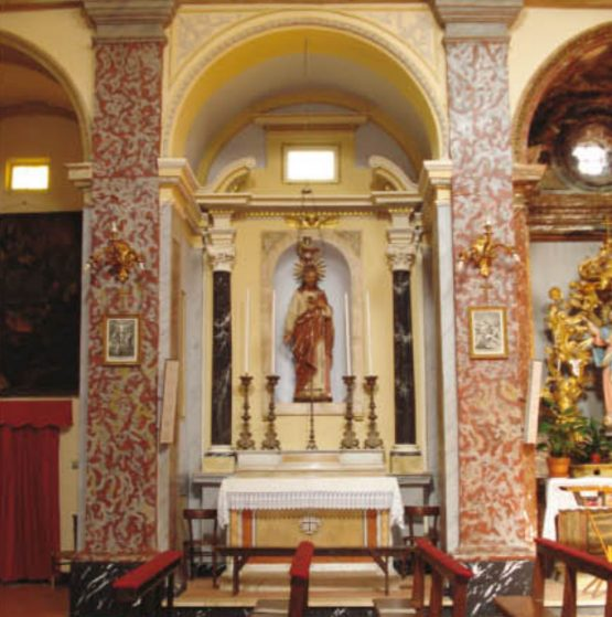 Internal Chapel Restore