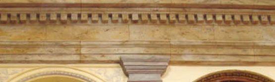 Internal Chapel Restore