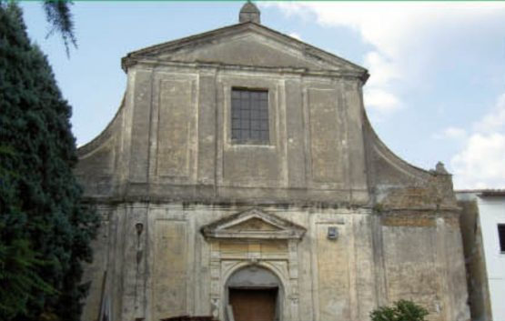 Church of the Capuchins of 1500s